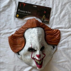 Adult PennyWise Mask